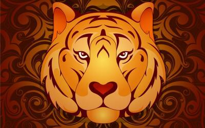 ¡Estamos en el mes del tigre!