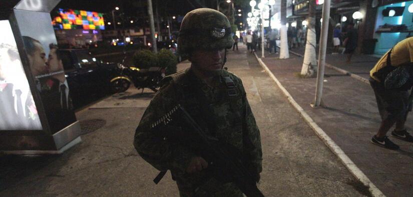 Tiroteo en Acapulco atemoriza a la población por dos horas