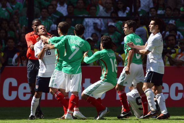Si no gana este miércoles, México empatará su peor racha ante el cuadro...