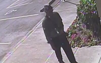 Captado en cámara quedó el robo a un banco Prosperity en Houston