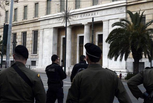 Según informó la Policía, la explosión se pr...