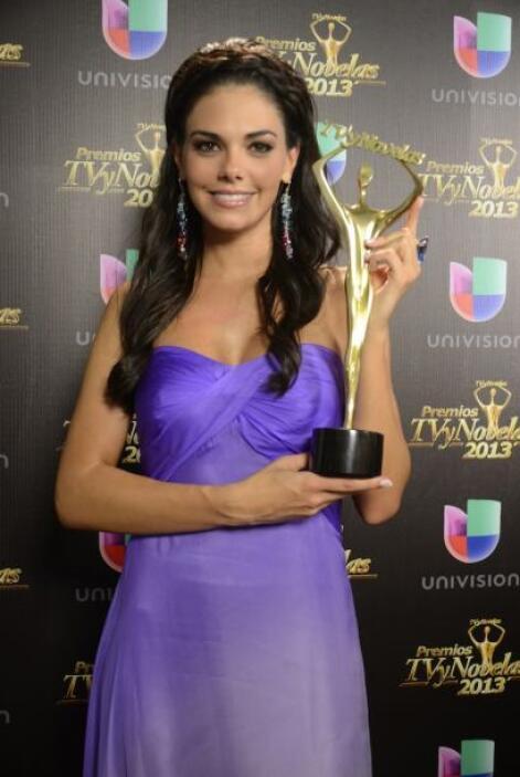 Livia Brtio ganó la categoría de Mejor Actriz Juvenil.