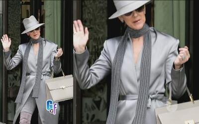 Daniela Di Giacomo le pone la lupa a Celine Dion y su nuevo 'look'