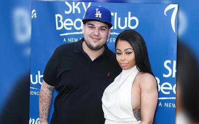 Rob Kardashian y Blac Chyna quieren vender su boda
