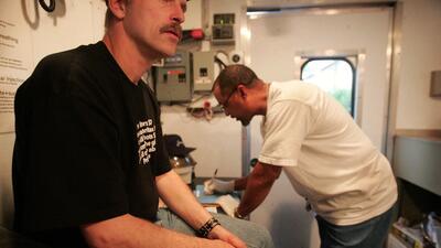 Entre 500 y 600 pacientes con el virus y potenciales donantes fallecen c...