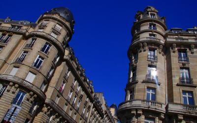 El barrio Passy —ubicado en el Distrito XVI en el oeste de París— es uno...