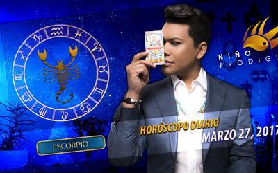 Niño Prodigio - Escorpión 27 de marzo, 2017