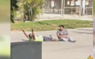 Aumenta la indignación por muerte injusta de afroamericano a manos de po...