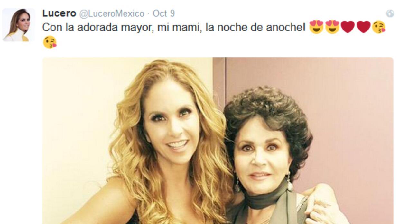 Madres en la sombra: les dieron la vida y les guiaron al éxito Lucero.jpg