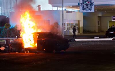 Detrás de cámaras de la explosión causada por &Oacu...