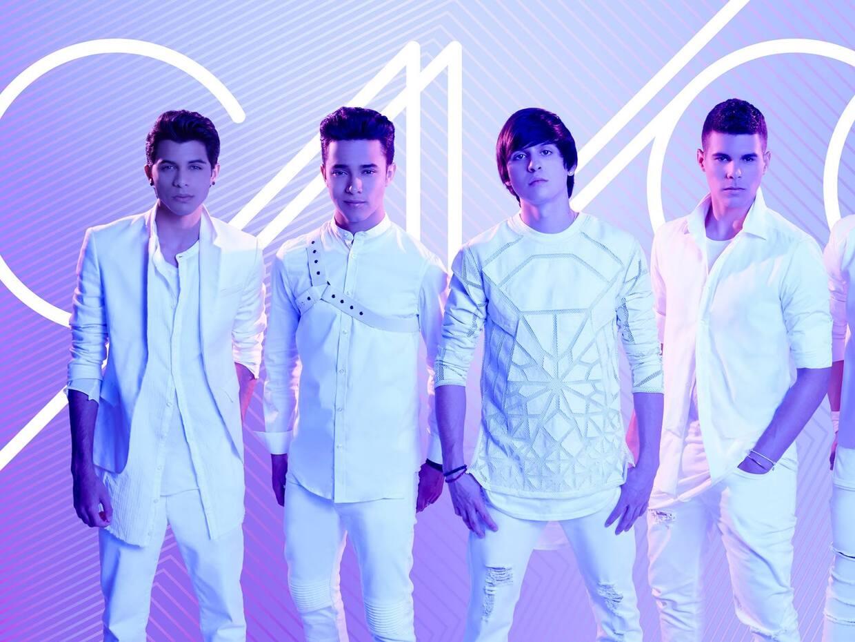 CNCO, una de las bandas latinas que marcaron la música en 2016.