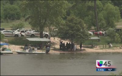 Un niño murió ahogado durante un paseo familiar a un lago en Crosby, Texas
