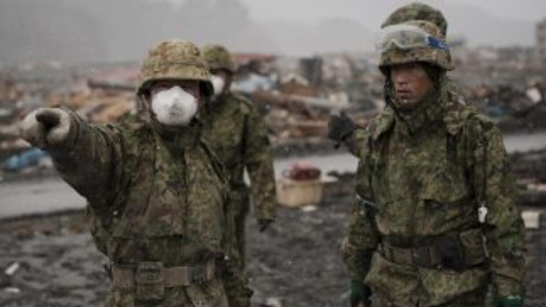 La contaminación radiactiva llevó al gobierno japonés a prohibir la dist...