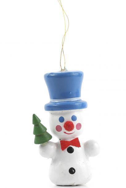 Muñeco de nieve. Es un must de la navidad. Así que inventa uno, ya sea p...