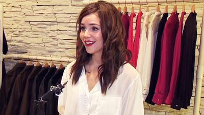 La sobrina de Thalía, Camila, se siente resucitada