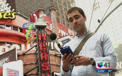 ¿Qué tan ruidosa es la ciudad de Nueva York?