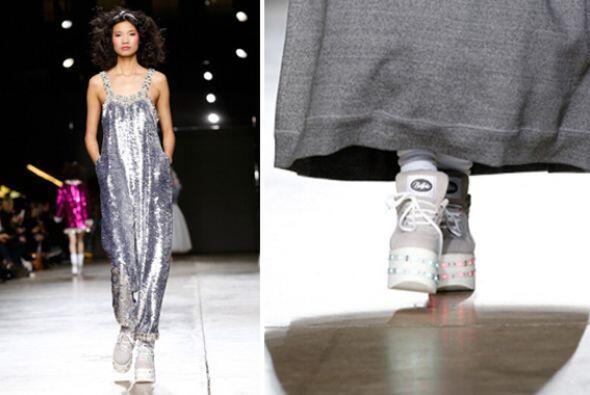 ¡Qué tal eh! Las más prestigiadas marcas de moda incluso los proponen co...