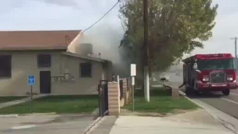 Ataque a la mezquita de Coachella, en el sur de California