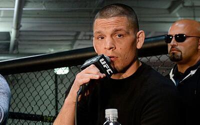 Nate Díaz se siente confiado en derrotar de nuevo a McConor.