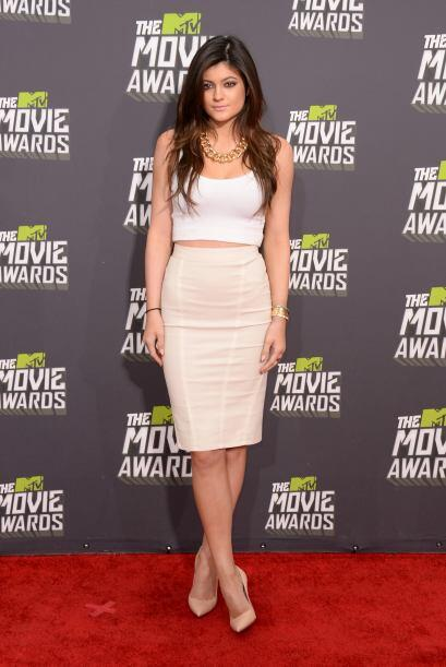 Kylie Jenner a pesar de ser la más chica de las Kardashian ¡ya no es una...