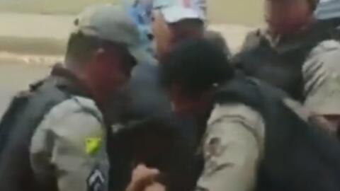 Joven disparó mortalmente contra un policía