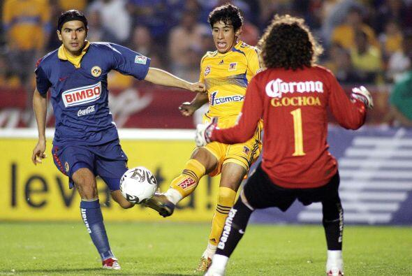 En el Apertura 2005 los amarillos vivieron una situación más penosa toda...