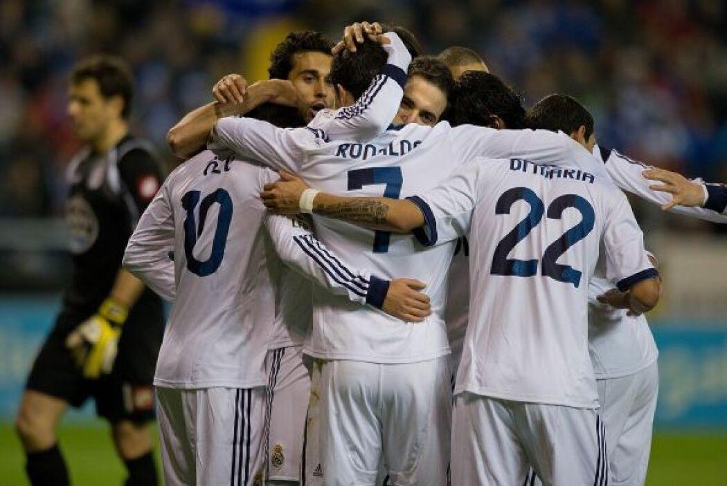 Real Madrid se lelvó un triunfo de 'Riazor' gracias a la entrada de Cris...