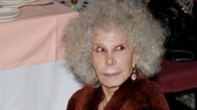 Cayetana Fitz-James Stuart y Silva tenía 88 años
