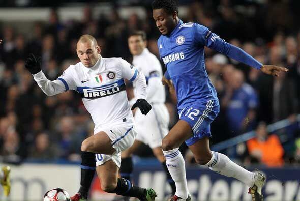 El equipo 'Blue' perdió 2-1 el primer juego, disputado en Italia,...