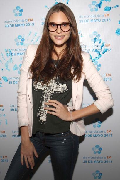 Entre ellas Macarena Achaga, actriz, cantante, modelo y presentadora arg...