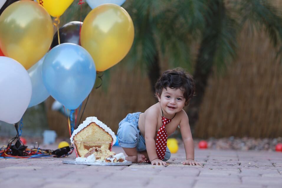 Baby Joshua cumpleaños Despierta América