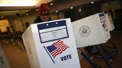 """Un 71% de los 600 hispanos encuestados en todo el país afirmó que """"con c..."""