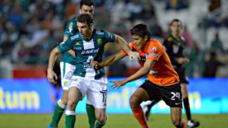 León y Pachuca arrancan la final del Clausura 2014.