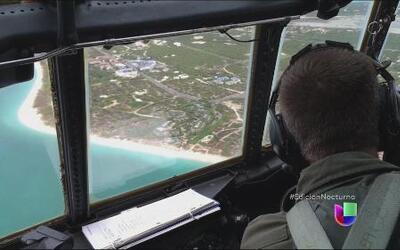 Aviones cazahuracanes, viendo el nacimiento de sistema tropical