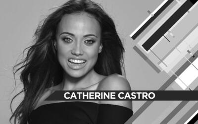 Catherine Castro no quiere malentendidos con Nathalia