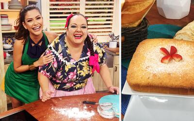 Ana hizo un desastre en la cocina preparando esta Quesadilla Guatemaltec...