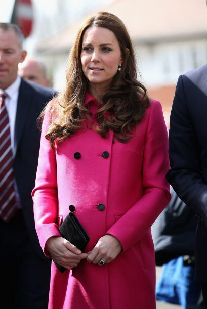 Kate Middleton ingresó al hospital St. Mary´s a las 6AM, ho...