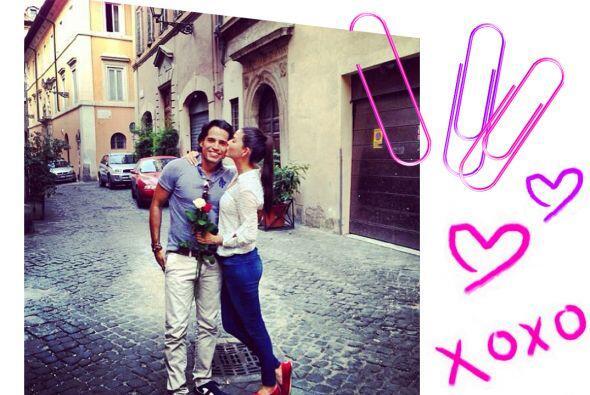 Ana Patricia recibió su anillo de compromiso en un viaje a Europa y por...