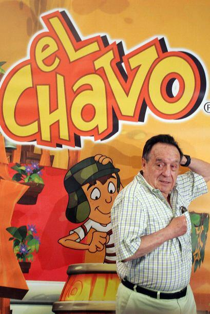 Roberto Gómez Bolaños se ha vuelto famoso con su apodo de Chespirito. Se...