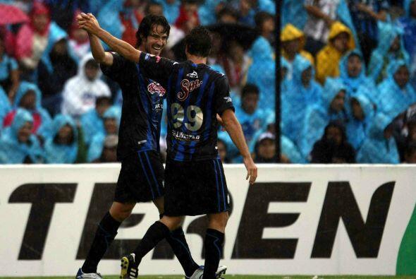Hace cinco años, en el Apertura 2009, los Gallos del Queré...