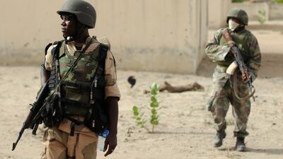 Muertos y heridos por ataque suicida en una escuela en Nigeria