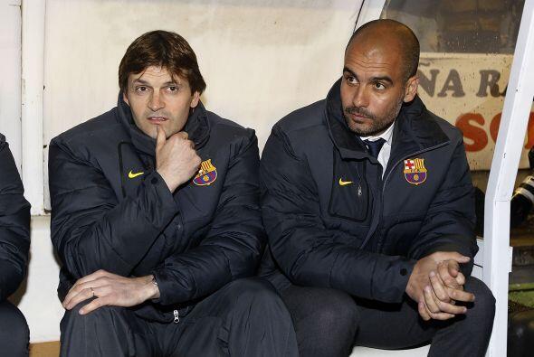 Tras saber que Josep Guardiola no continuará y su auxiliar Tito V...