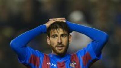 El Levante sacó un punto de Valladolid.