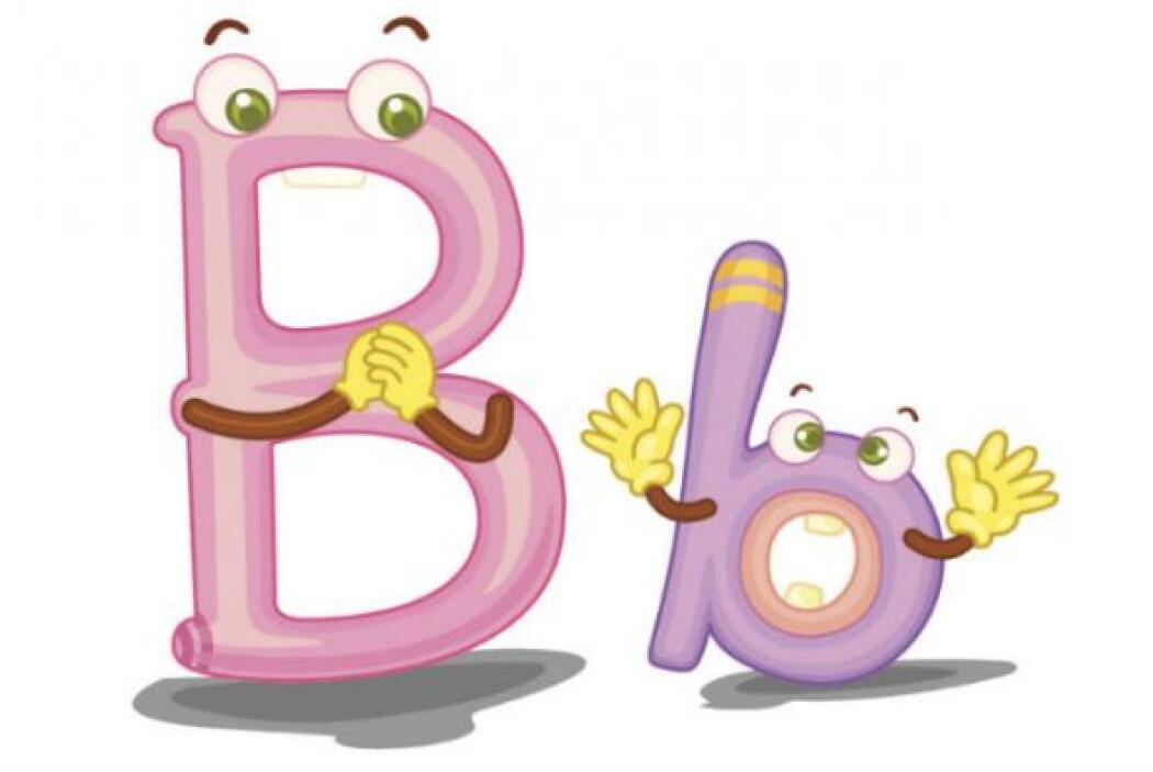 B - b