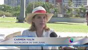 Carmen Yulín le responde a García Padilla