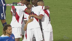 Desvío de Omar Gónzalez se convierte en gol de Perú ante Estados Unidos