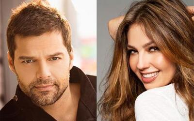 El productor Salvador Mejía quiere a Thalía y Ricky Martín en su nueva t...