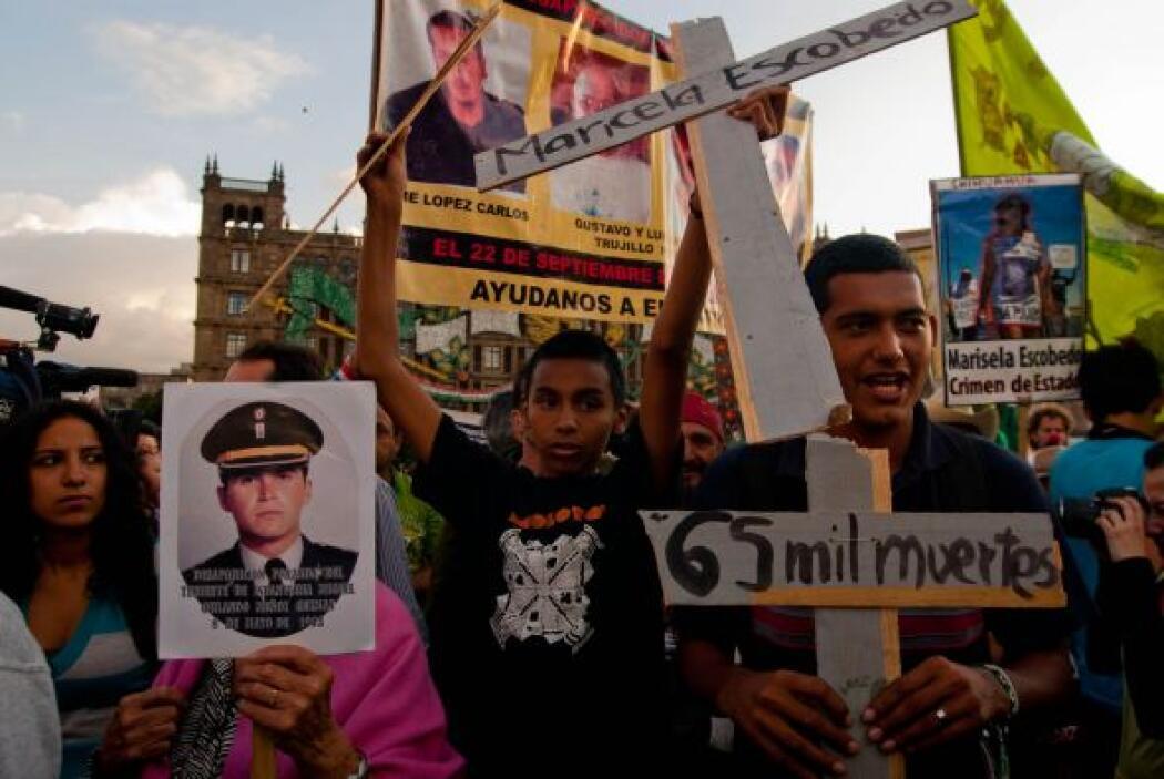 Human Rights Watch (HRW) pidió al presidente mexicano, Enrique Peña Niet...