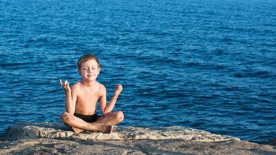 La vida espiritual en nuestros niños