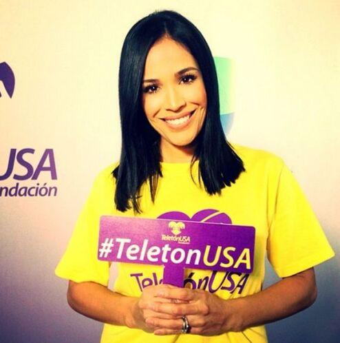 """""""Este hashtag puede cambiar la vida de miles de niños @teletonusa ayúdam..."""
